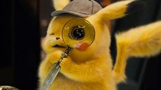 Pokemon: Detective Pikachu Trailer, Release Date, Cast, Rating, and News Pikachu Pikachu, Pokemon Go, Pokemon Movies, Cute Pokemon, Live Action, Detective, Mary Sue, Ryan Reynolds, Cute Animals