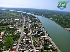 The port of Tuxpan in Veracruz is surrounded by the Tuxpan river, which has an approximate length of 11 km into the Gulf of Mexico. This river can be traveled in tourist boats where great views and sunsets can be enjoyed as the sun sinks in the horizon. The beaches are also another attraction of the port, as well as the mangroves where an ample diversity of flora and fauna is located. Tuxpan Port Terminal. #thebestportterminalinmexico