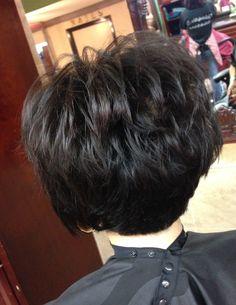 Funky Short Hair, Short Choppy Hair, Short Hair With Layers, Short Hair Cuts, Edgy Haircuts, Stylish Haircuts, Medium Hair Styles, Curly Hair Styles, Cool Hairstyles