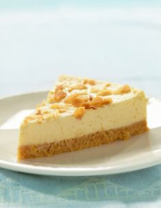 Cheesecake s medovými orieškami
