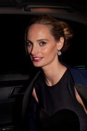 diamond earrings Five Days, Five Looks, One Girl: Lauren Santo Domingo - Vogue Daily - Vogue