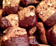 Rezept Schokoladen-Nuss-Plätzchen von JuBo - Rezept der Kategorie Backen süß