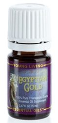 Egyptian Gold™ includes the biblical essential oils rose, cinnamon, balsam fir, and lavender, renowned for spiritual sensitivities. This transcendent blend gently enhances moments of devotion and reverence. To order go to www.youngliving.org/stephkwilliams