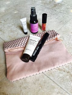 From Bear Canyon: vol.1 ipsy March Glam Bag