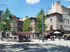 place du peuple - Saint Etienne