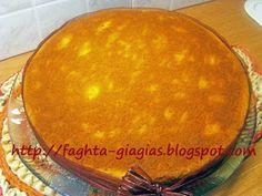Vasilopita Cake, Cauliflower Soup, Cornbread, Pudding, Ethnic Recipes, Desserts, Anna, Food, Millet Bread