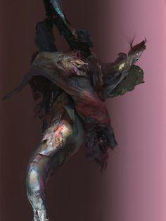 Océano Mar : nevver: Dark strange fruit, Kim Kei [Artist on...