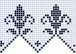 Weaving Patterns, Knitting Patterns, Cross Stitch Borders, Cross Stitch Flowers, Folk Embroidery, Embroidery Patterns, Bordado Popular, Pixel Crochet, Embroidery Stitches