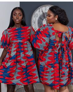 ankara skirt and blouse for office African Dresses For Kids, African Fashion Ankara, Latest African Fashion Dresses, African Dresses For Women, African Print Fashion, African Attire, African Style, African Fashion Traditional, African Blouses