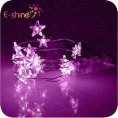 High Quality and Cheap Price Mini Christmas Star Lights