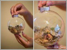 Make your wedding bouquet an ornament