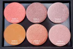 Mordisqueando a NABLA Cosmetics | The Zombie Rebel