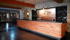 Our Oakville Tasting Room Bar.