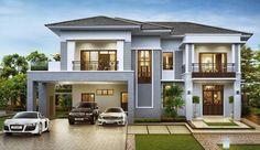 Quand je serai grande, je voudrai la même maison! ;-)