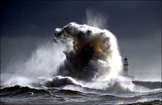 storm on lighthouse - Google Search