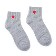 Heart At The Ankle Socks – CAWCE.com