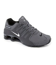Nike Mens Shox NZ Running Shoes #Dillards