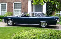 1965 Lincoln Continental Town Brougham (Show Car)