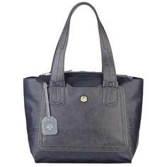 NICA Ladies Celina Large Grey Tote Bag NH5805 DENIM