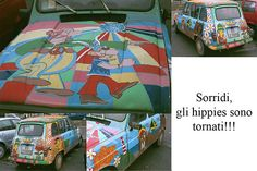 hippie car by ac.rebel, via Flickr