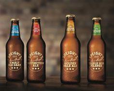 Speight's Beer Bottles