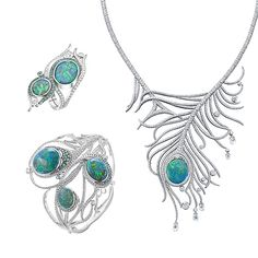 Peacock Opal, Suites, High Jewellery Collection Necklaces, earrings, rings, bracelets and more come together in the most remarkable Boodles High Jewellery Suites. A true demonstration of the exceptional.