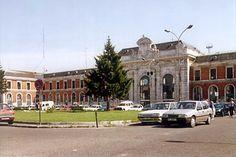 Estación de Tren - Campo Grande