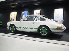 '73 Carrera  www.kobe-porsche.jp