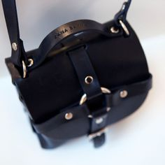 No one does leather quite like NYC designer Zana Bayne//
