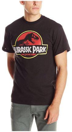 Jurassic Park Logo Adult T-Shirt
