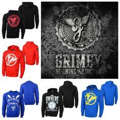 Grimey Wear | Burning & Looting  Choose yours !!! ➡   http://www.hoodboyz.co.uk/grimey/