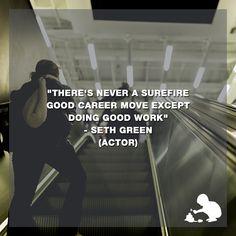 career success good work