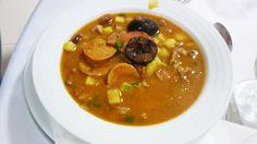 Sopa da Pedra - http://www.receitasparatodososgostos.net/2016/01/09/sopa-da-pedra/