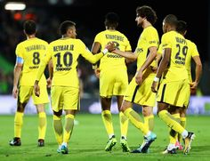 PSG remains perfect in Ligue 1 thanks to pair of own goals