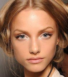 eyeliner blue eye - Google Search