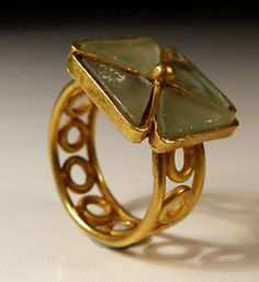 Mediaeval bishop's's ring