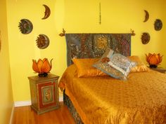 Indian Themed Bedroom Decorating Ideas | Indian Theme Bedroom Makeover: Create an Exotic Indian Bedroom for