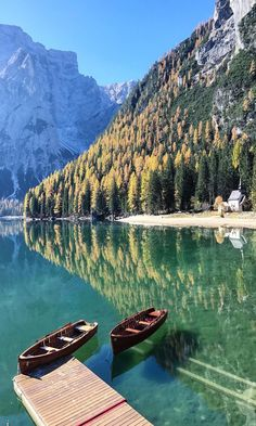 Lake Braies,Italy