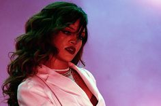Rihanna on Why Rachel Dolezal Was 'A Bit of a Hero' & Still Caring for Chris Brown #Rihanna, #Dolezal, #Entertainment