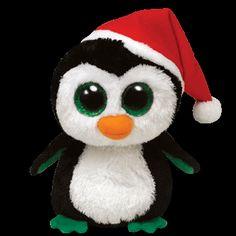Beanie Boo waddle santa