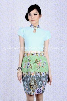 Batik Dress   Lace Dress   Dress Kebaya   Daisy Dress   DhieVine   Redefine You