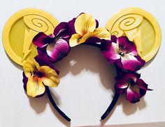 Disney Ears Headband, Diy Disney Ears, Disney Headbands, Disney Mickey Ears, Ear Headbands, Disney Diy, Disney Crafts, Disney Stuff, Disney Land