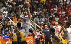 #LNB: Metros y Leones van hoy tras desempate final Liga Nacional de Baloncesto
