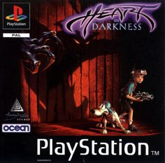 Heart Of Darkness PAL for Sony from Ocean (SLES 1998 platform game that got a rating of on the IGN website. Complete in case with glasses. Discs are in very good condition with only minor scuffs. Tested and working. Retro Video Games, Video Game News, Retro Games, Make A Game, I Am Game, Arcade Console, Nostalgia, Nintendo, Playstation Games