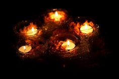 A gold tissue is an excellent embellishment to cover the glasses in which you float some tea lights. These are one of the effective options you could try. Diwali Decorations, Light Decorations, Hindu New Year, Diwali Lights, Apartment Balcony Decorating, Hindu Festivals, Festival Lights, Centre Pieces, Birthday Celebration