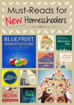 New to homeschooling? Here are 10 must-read books for Homeschool rookies.
