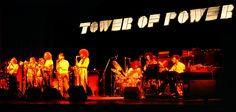 45 Years Later…Tower of Power still laying down the funk ...