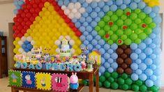 o que esta usando na decoração de festa infantil 2015 - Pesquisa Google