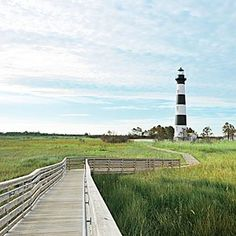 Outer Banks, North Carolina ... destination for September