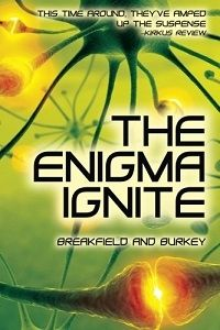 """Read """"The Enigma Ignite"""" by Breakfield and Burkey available from Rakuten Kobo. A Texas university professor, quietly working in her animal husbandry field of study, finds her unconventional communica. Dark Net, Communication Techniques, University Professor, Blurred Lines, Fiction Novels, Nanotechnology, Fantasy Books, Book Format, Thriller"""
